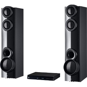 3D Blu-ray Disk/DVD/CD Home Theater System LHB675