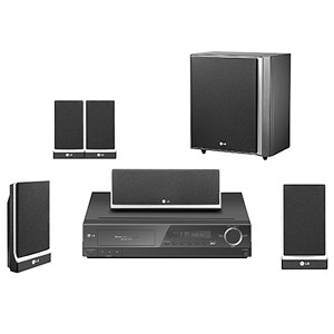 LHT764 Home Theater System