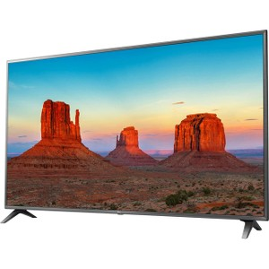UK6570PUB 4K HDR Smart LED UHD TV w/ AI ThinQ - 75