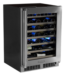 24 High-Efficiency Single Zone Wine Cellar (Marvel Professional)