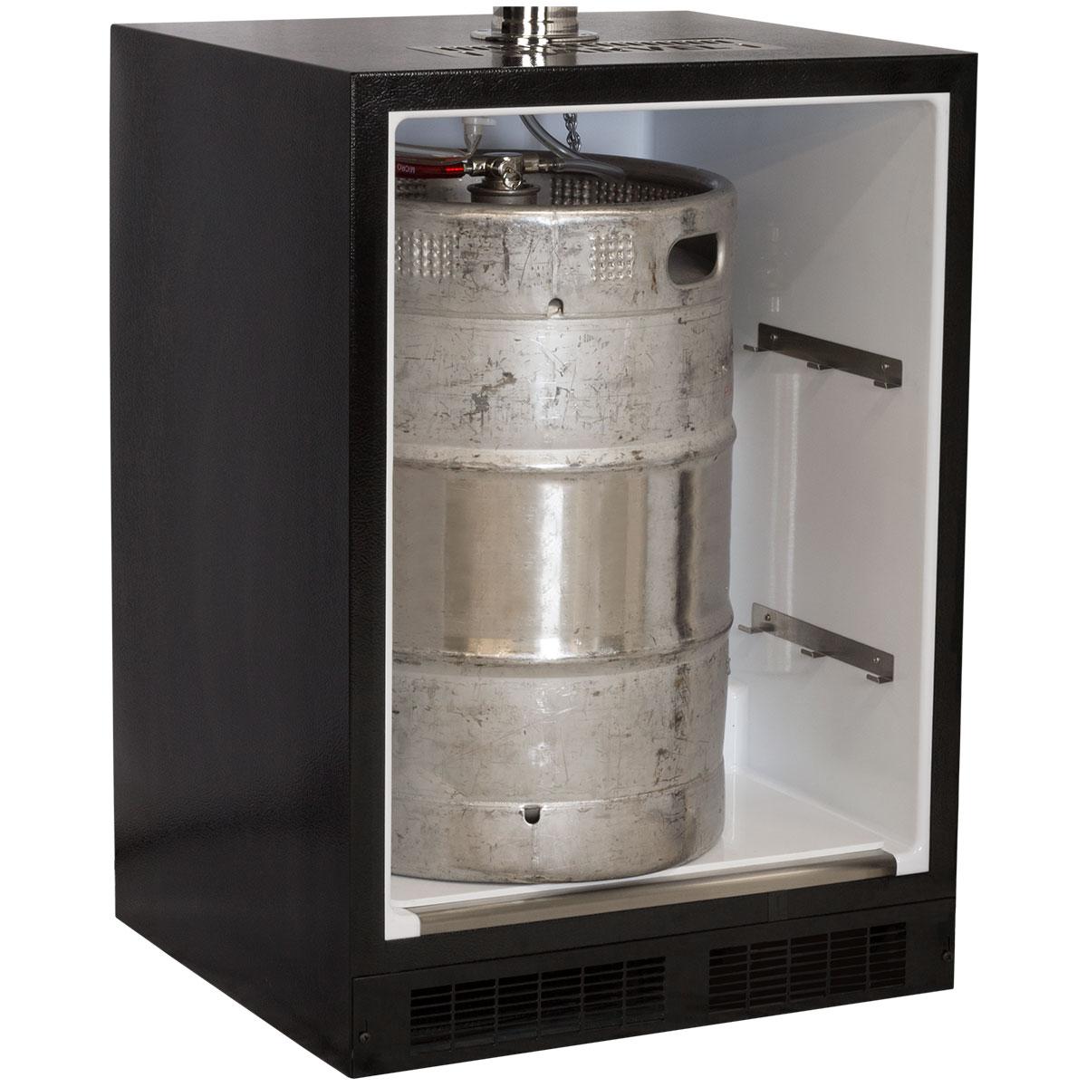 Model: ML24BSS2LB | Marvel  Marvel Built-In Indoor Single Tap - Solid Black Door Left Hinge