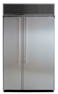 48 Side-by-Side Refrigerator/Freezer (Marvel)