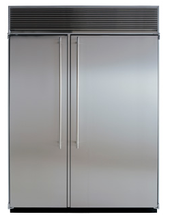 60 Side-by-Side Refrigerator/Freezer (Marvel)
