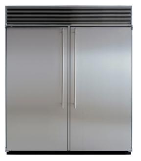 72 Side-by-Side Refrigerator/Freezer (Marvel)