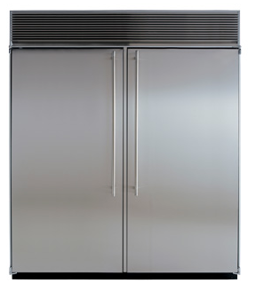 72 Side-by-Side Refrigerator/Freezer (Marvel)