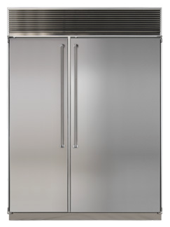 60 Side-by-Side Refrigerator/Freezer (Marvel Professional)