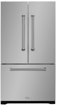 Marvel Professional 36 French Door Counter Depth Refrigerator