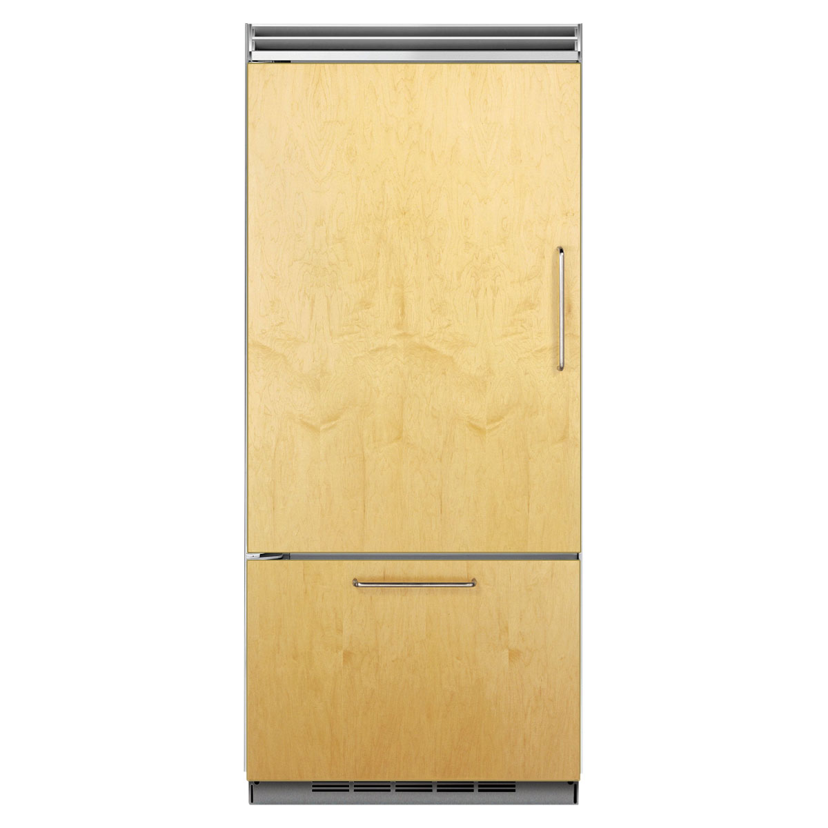 "Marvel  Marvel Professional Built-In 36"" Bottom Freezer Refrigerator- Panel-Ready Solid Overlay Door Left Hinge"
