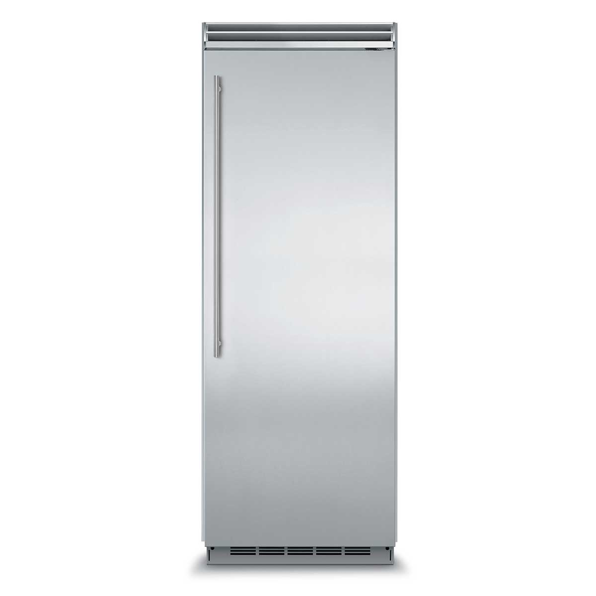 "Marvel  Marvel Professional Built-In 30"" All Freezer- Solid Stainless Steel Door   Right Hinge, Slim Designer Handle"