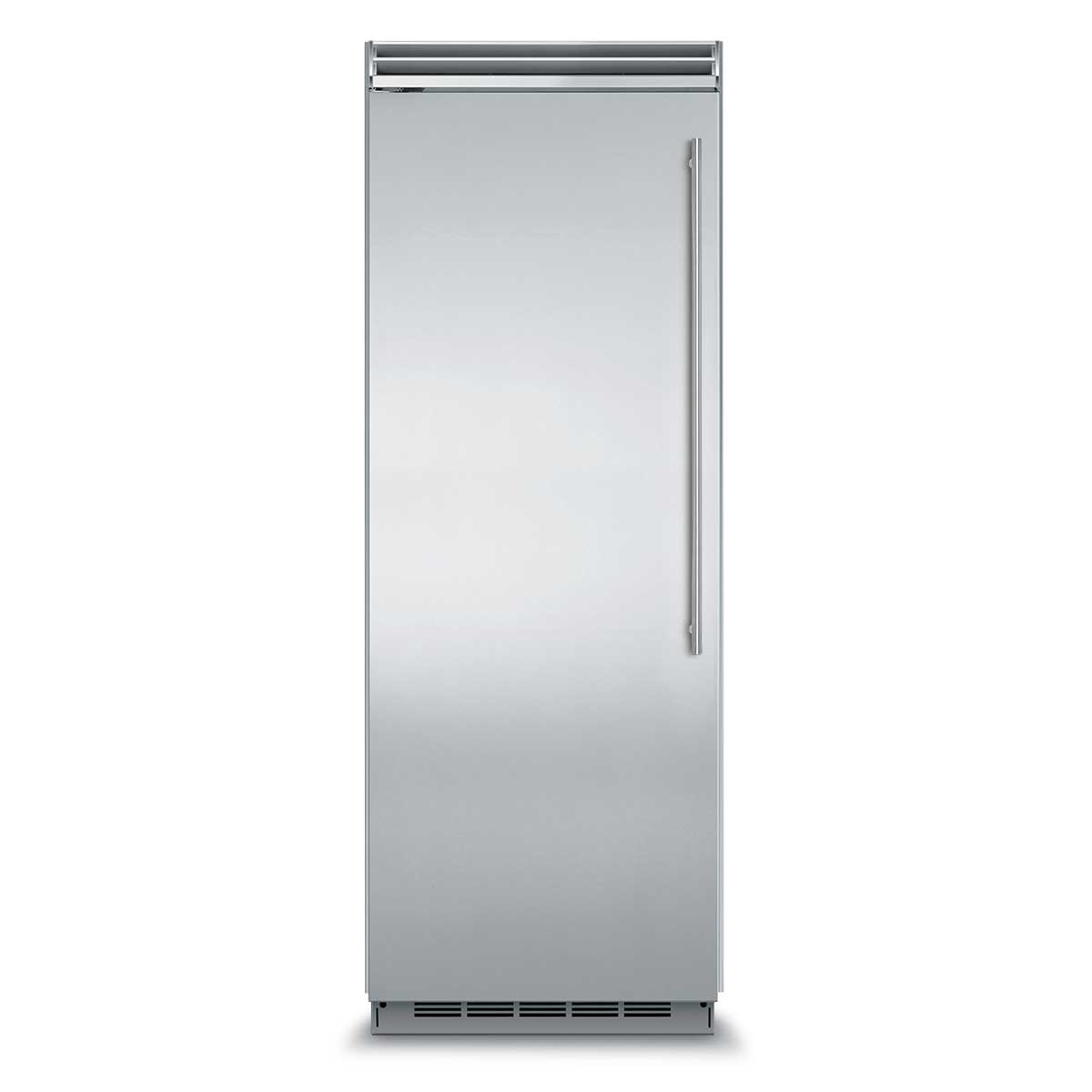 "Model: MP30FA2RS | Marvel  Marvel Professional Built-In 30"" All Freezer- Solid Stainless Steel Door   Right Hinge, Slim Designer Handle"