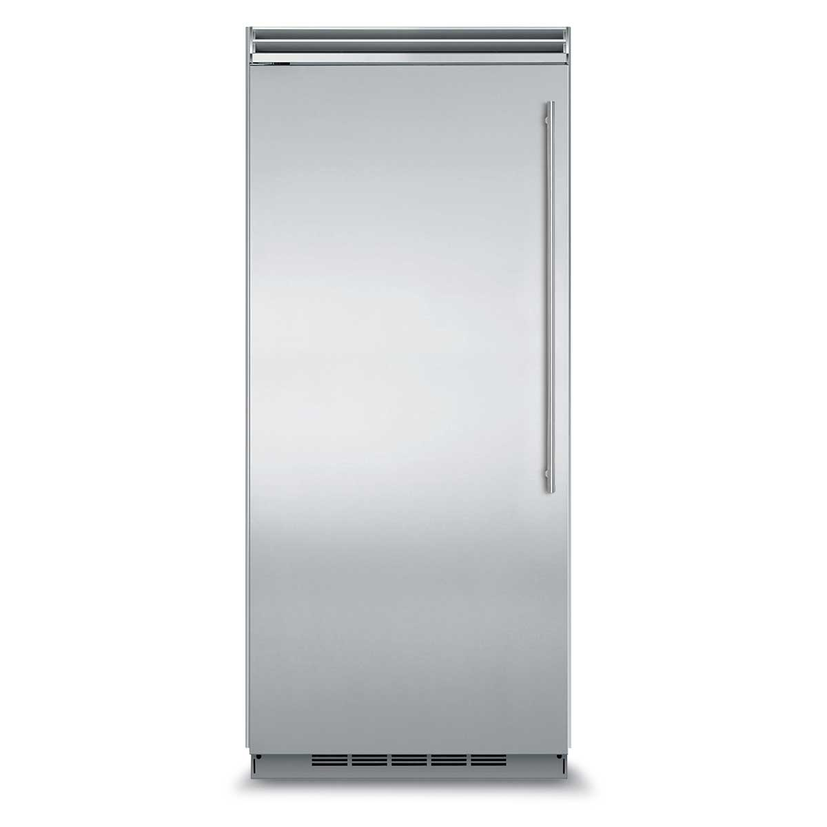 "Marvel  Marvel Professional Built-In 36"" All Freezer- Solid Stainless Steel Door   Right Hinge, Slim Designer Handle"