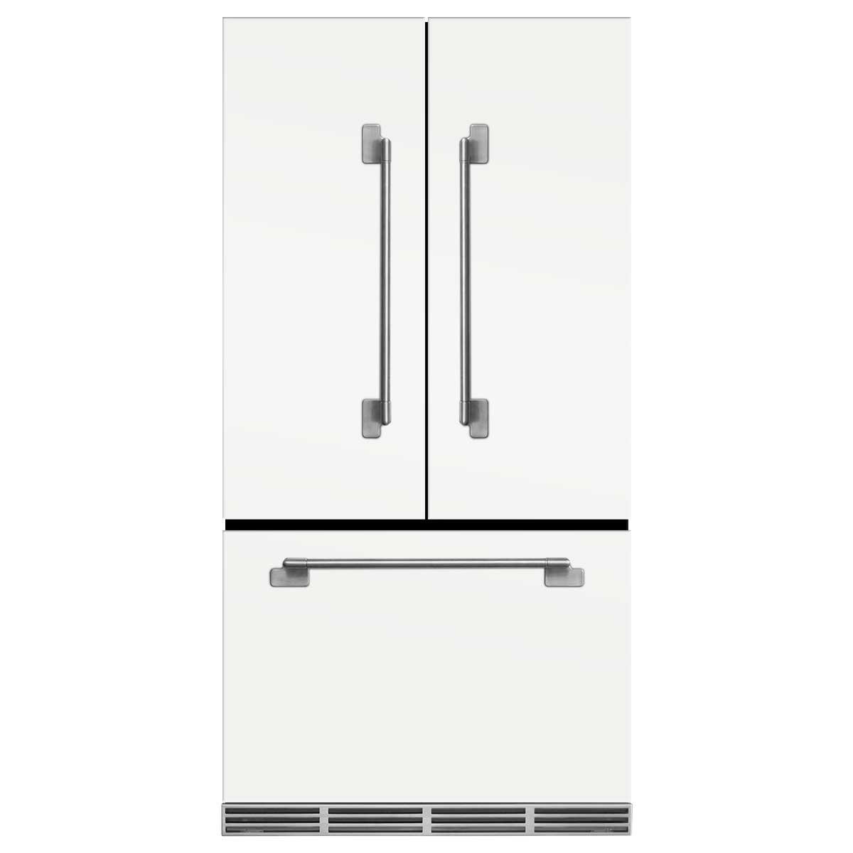 Marvel Elise French Door Counter-Depth Refrigerator Marvel Elise French Door Counter-Depth Refrigerator Gloss Black