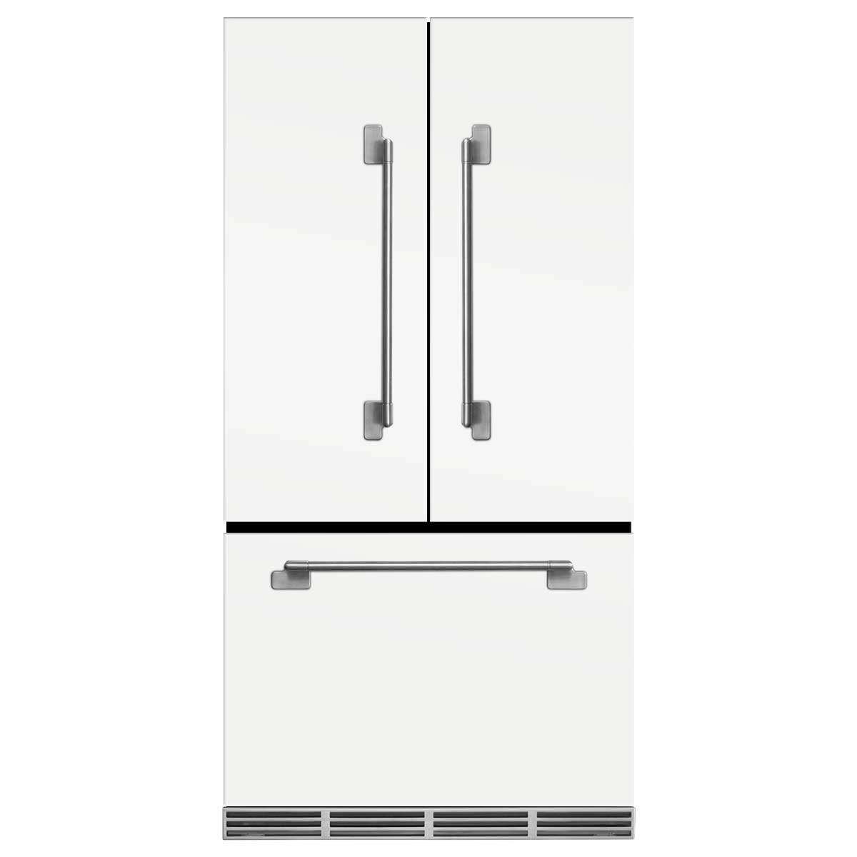 Marvel Elise French Door Counter-Depth Refrigerator Marvel Elise French Door Counter-Depth Refrigerator Stainless Steel