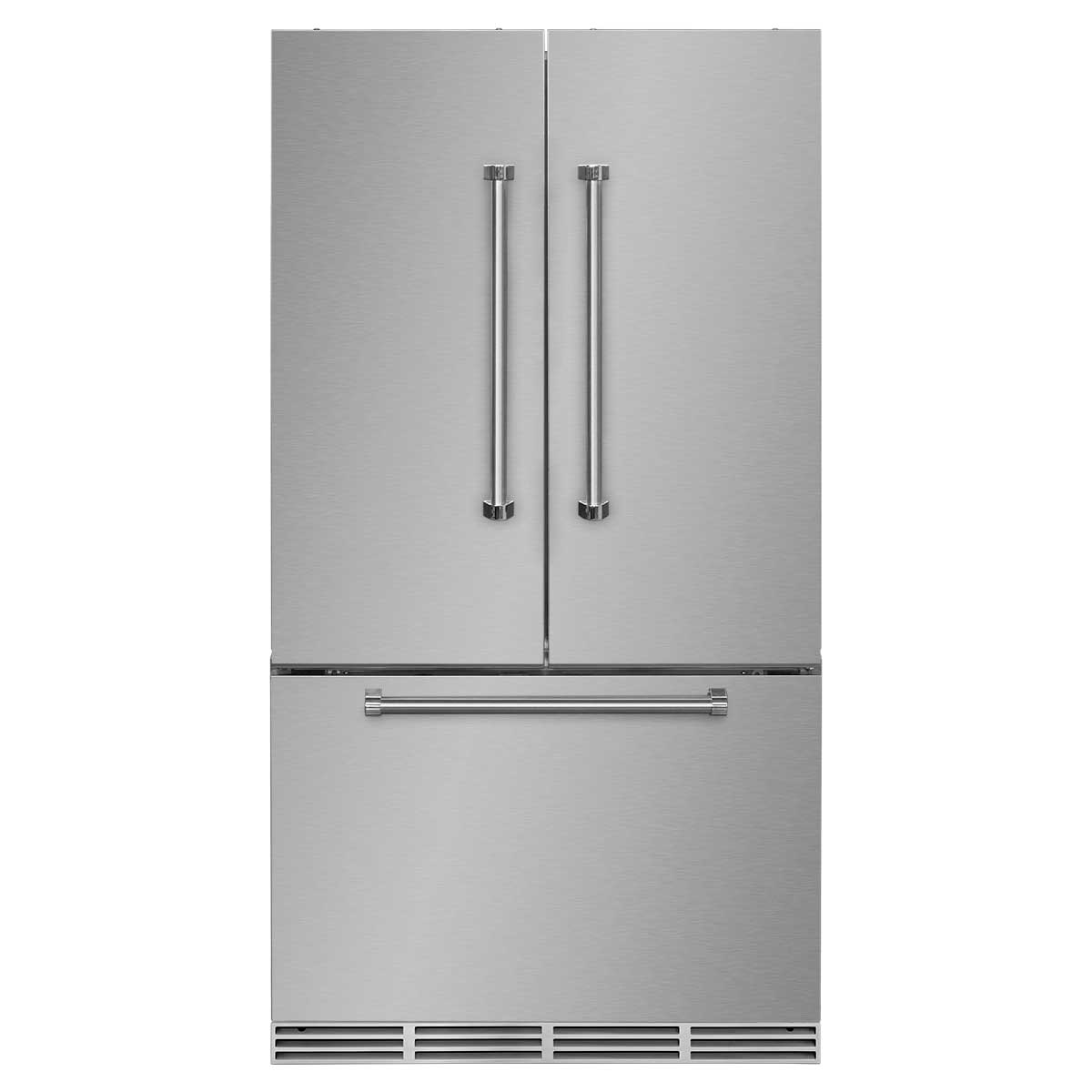 "Marvel  Marvel Professional 36"" French Door Refrigerator with Bottom Freezer- 36? French Door Refrigerator with Bottom Freezer"