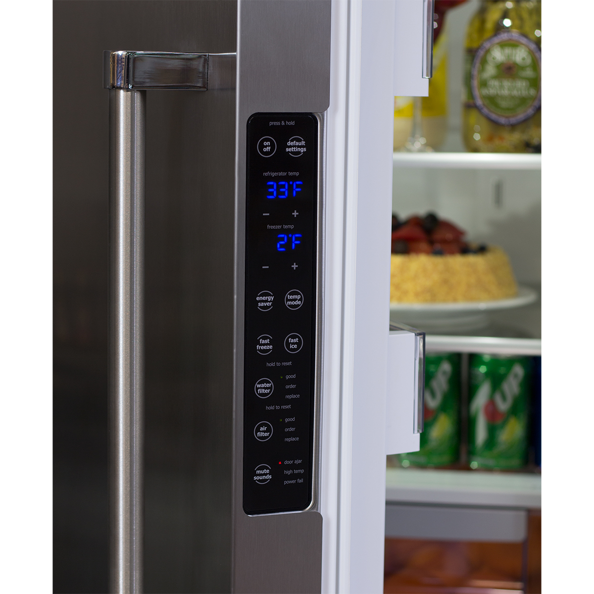 French Door Refrigerator With Bottom Freezer · Marvel Professional 36.  Marvel Professional 36. Marvel Professional 36. Marvel Professional 36
