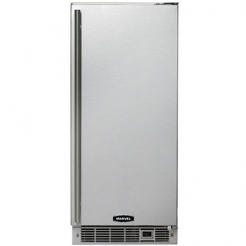 Indoor/Outdoor Ice Machine 