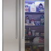 48 Side-by-Side Refrigerator/Freezer (Marvel Professional)