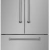 Marvel Professional 36 French Door Counter Depth Refrigerator