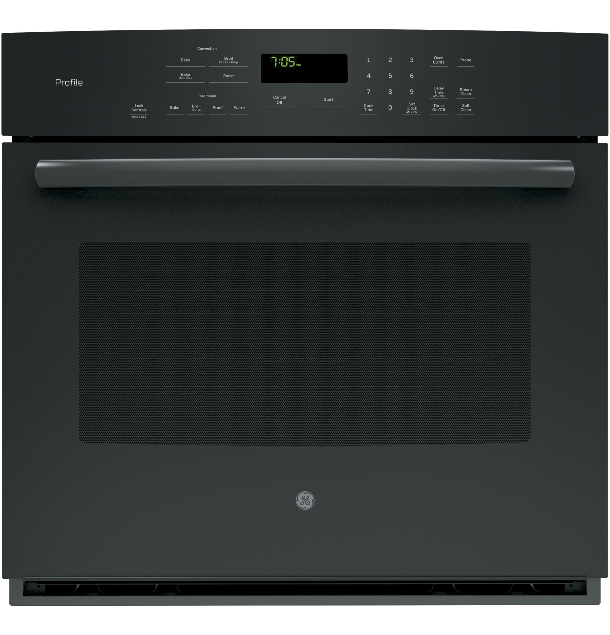 "GE Profile GE Profile™ Series 30"" Built-In Single Convection Wall Oven"