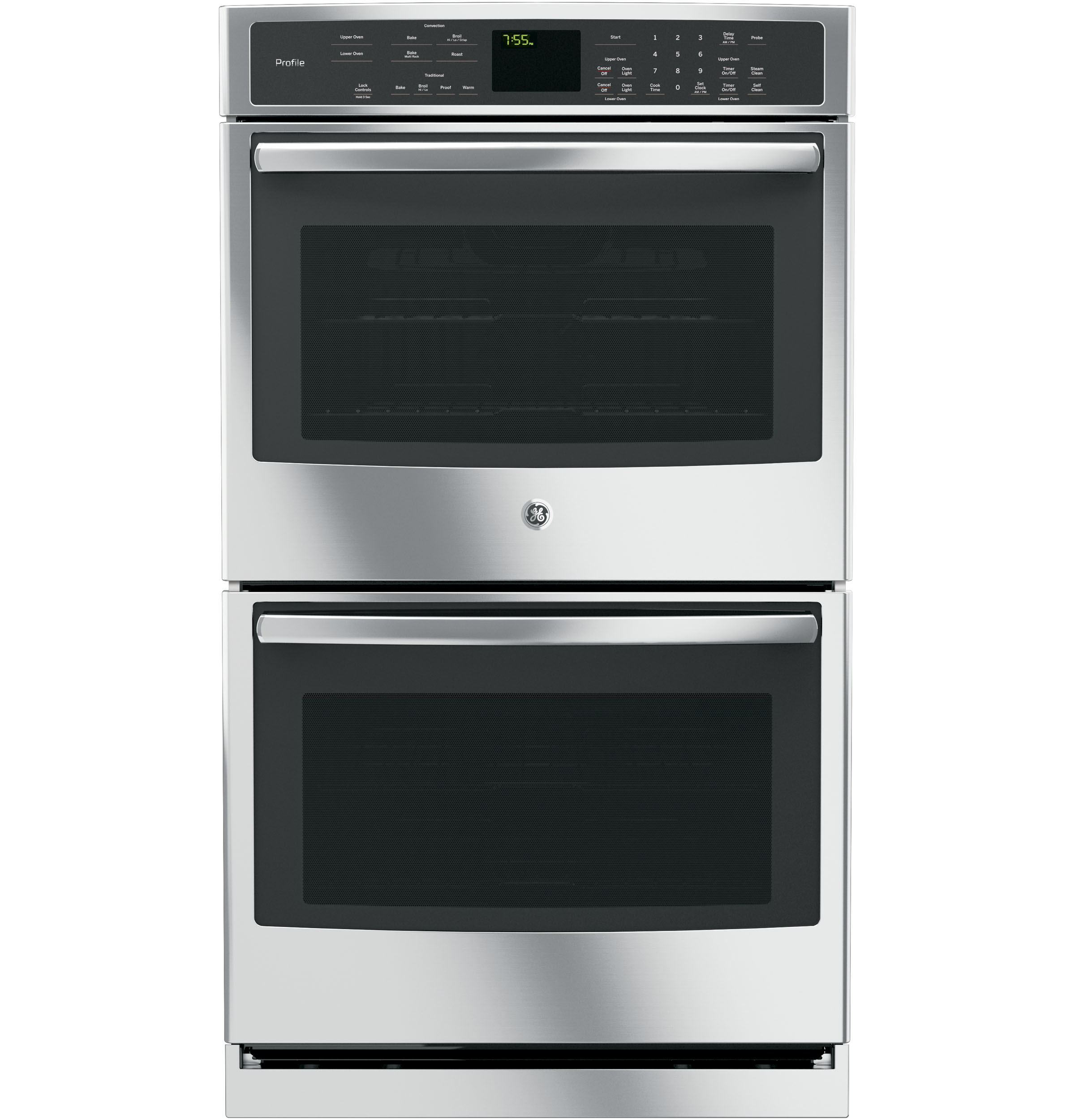"GE Profile GE Profile™ Series 30"" Built-In Double Wall Oven with Convection"