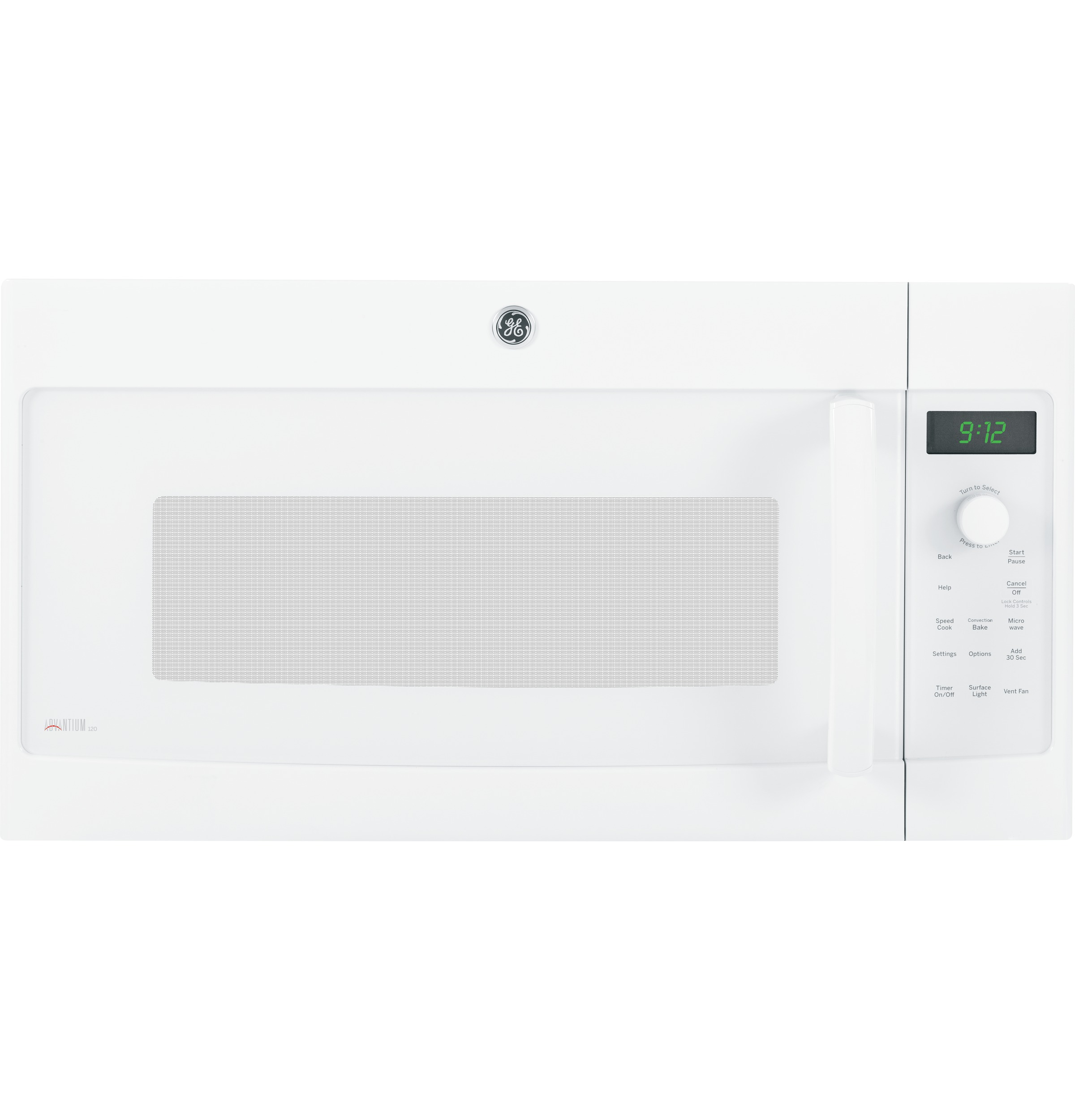 GE Profile GE Profile Series Over-the-Range Oven with Advantium® Technology