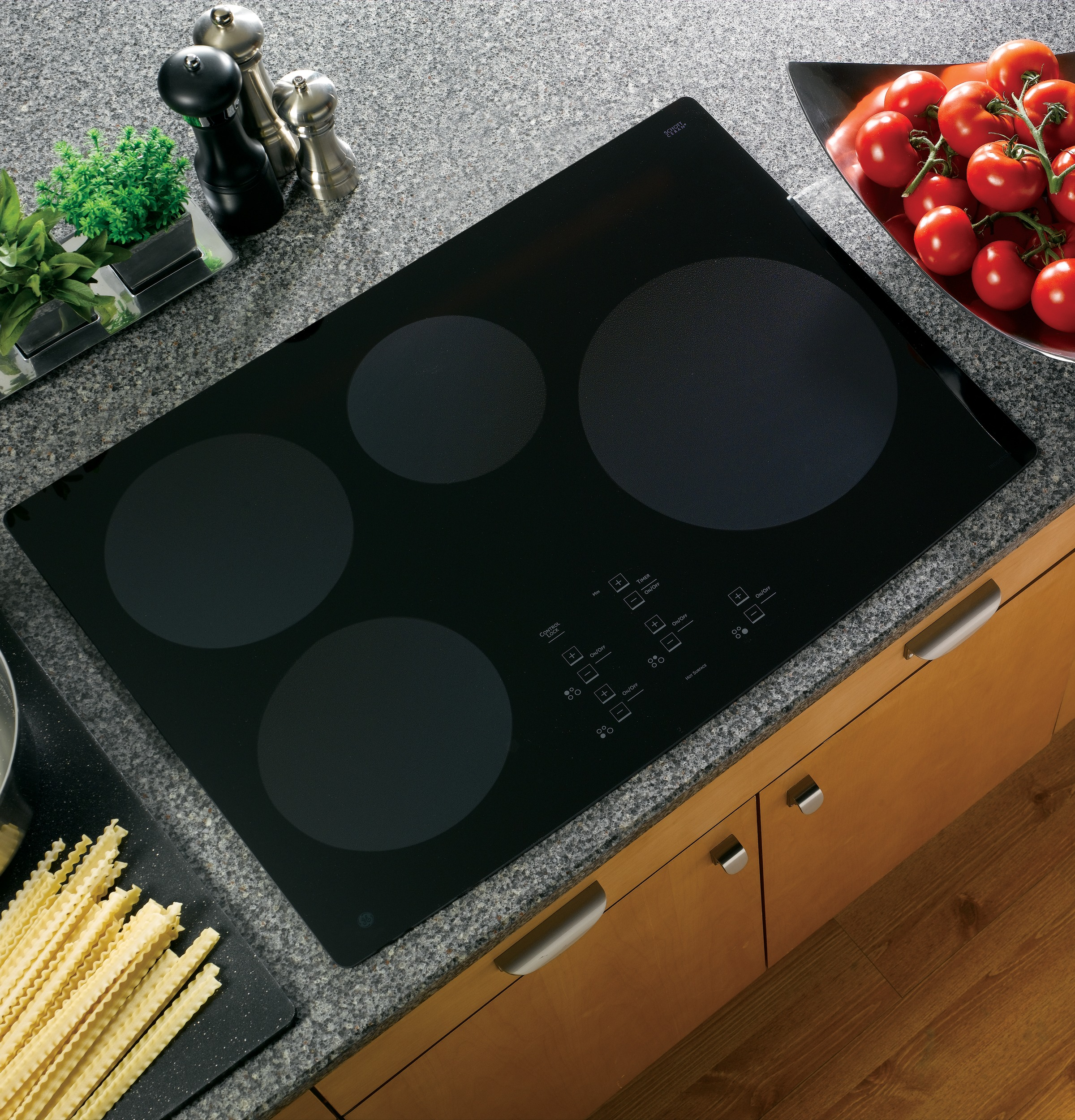 "GE Profile GE Profile™ Series 30"" Electric Induction Cooktop"