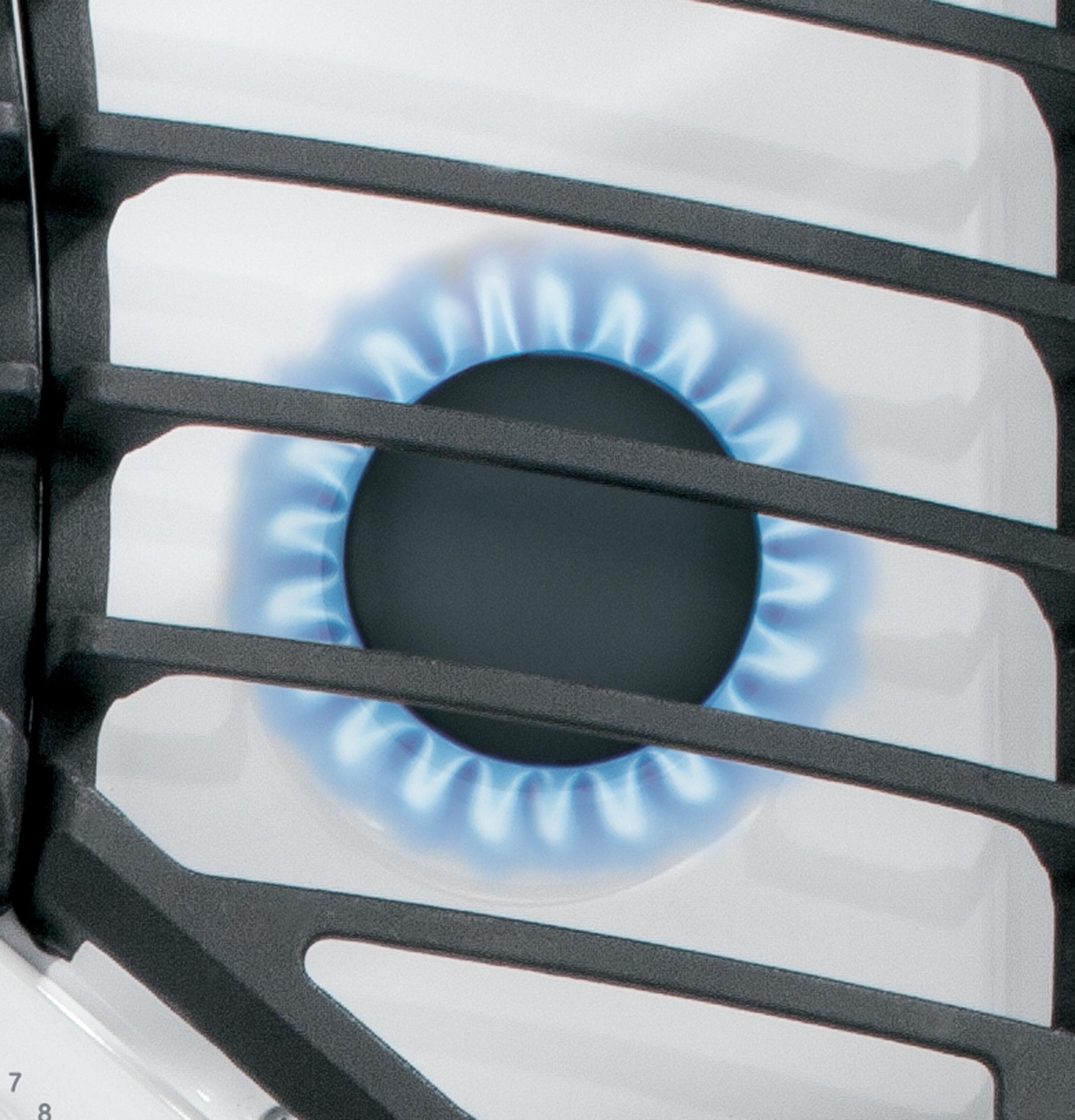 "Model: PGP953DETWW | GE Profile GE Profile™ Series 30"" Built-In Gas Cooktop"