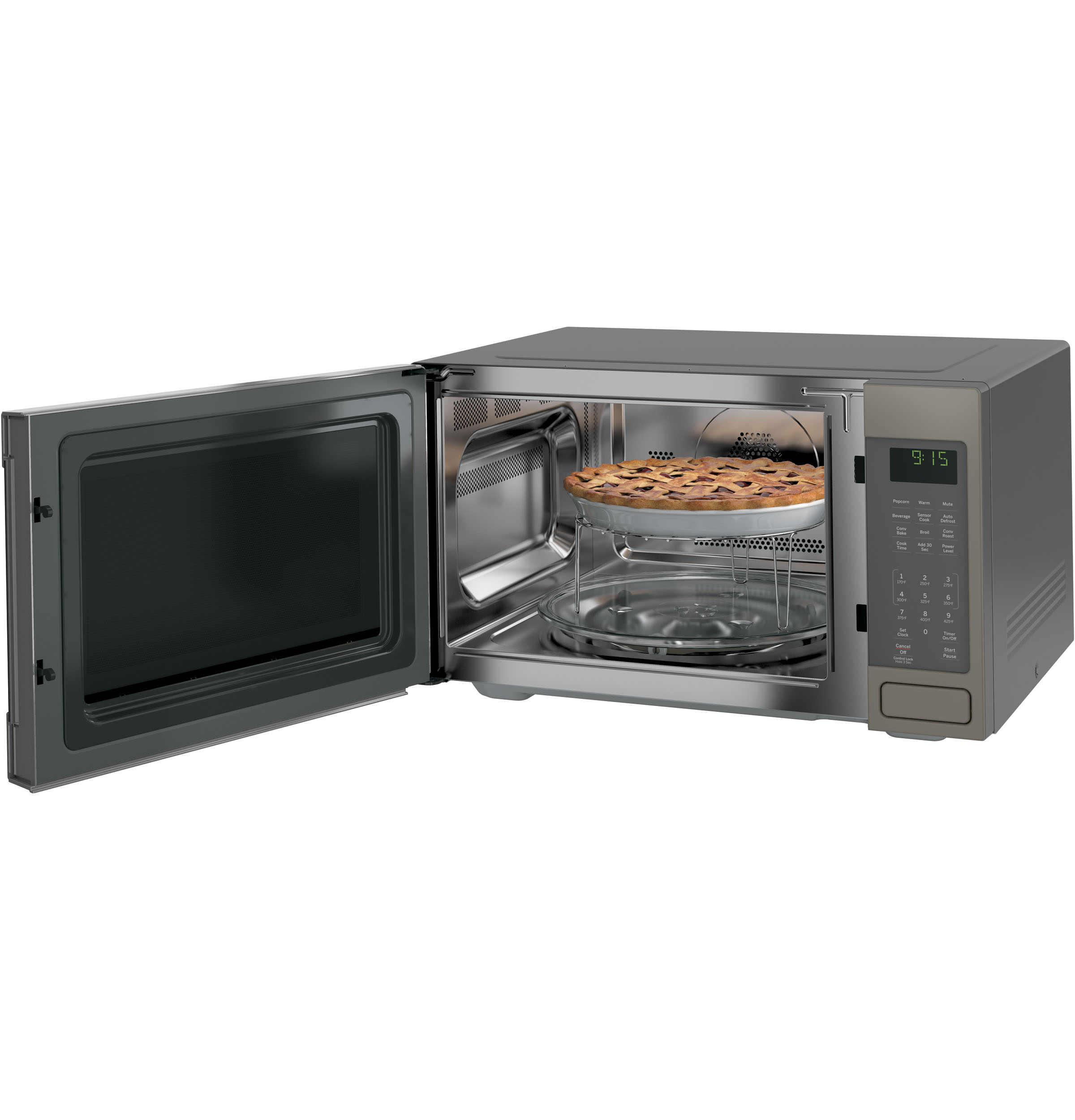 Model: PEB9159EJES | GE Profile™ Series 1.5 Cu. Ft. Countertop Convection/Microwave Oven