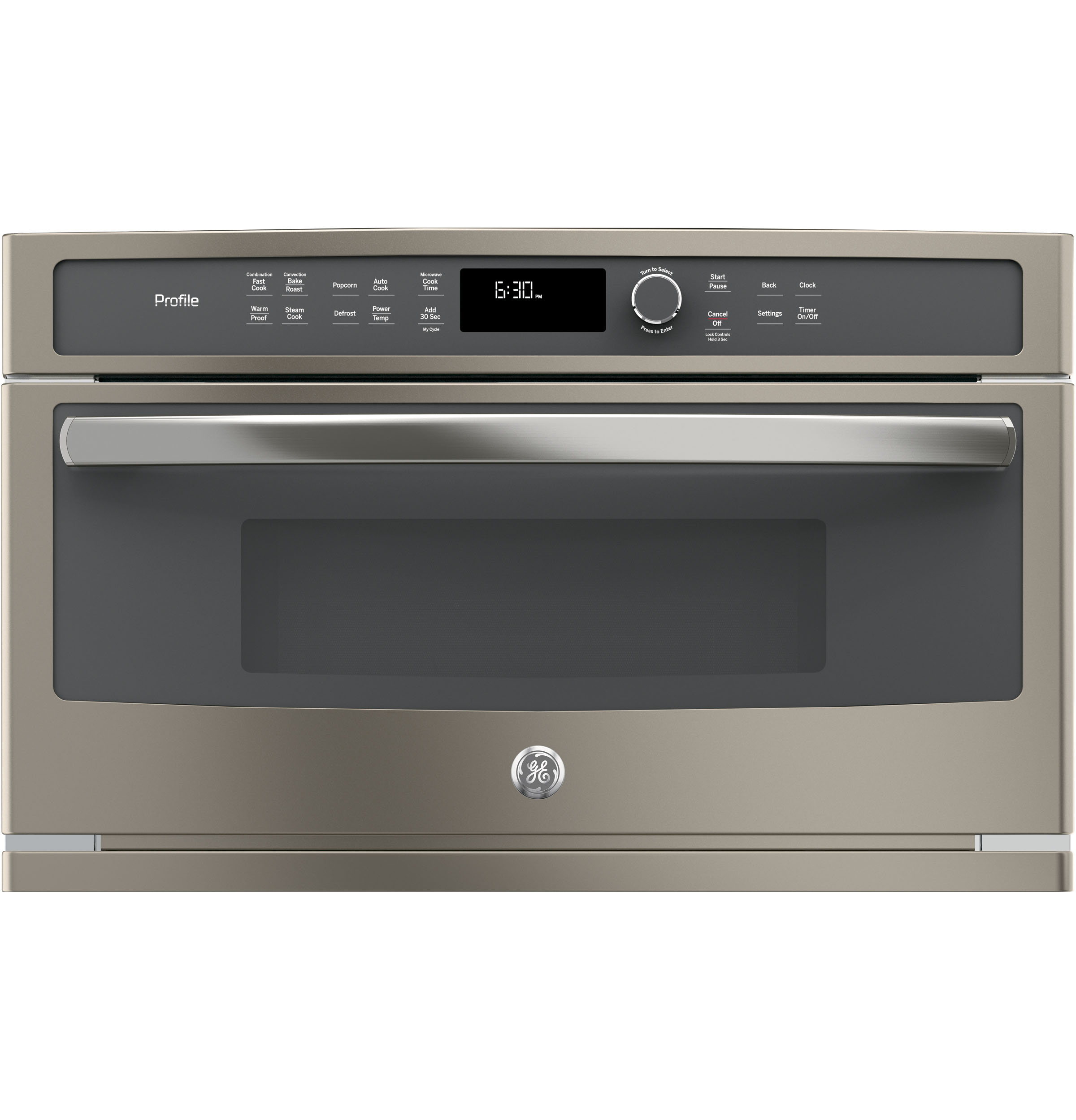 GE Profile GE Profile™ Series Built-In Microwave/Convection Oven