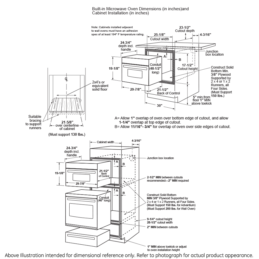 Ge Profile Pwb7030eles Series Built In Microwave Spacemaker Wiring Diagram Convection Oven
