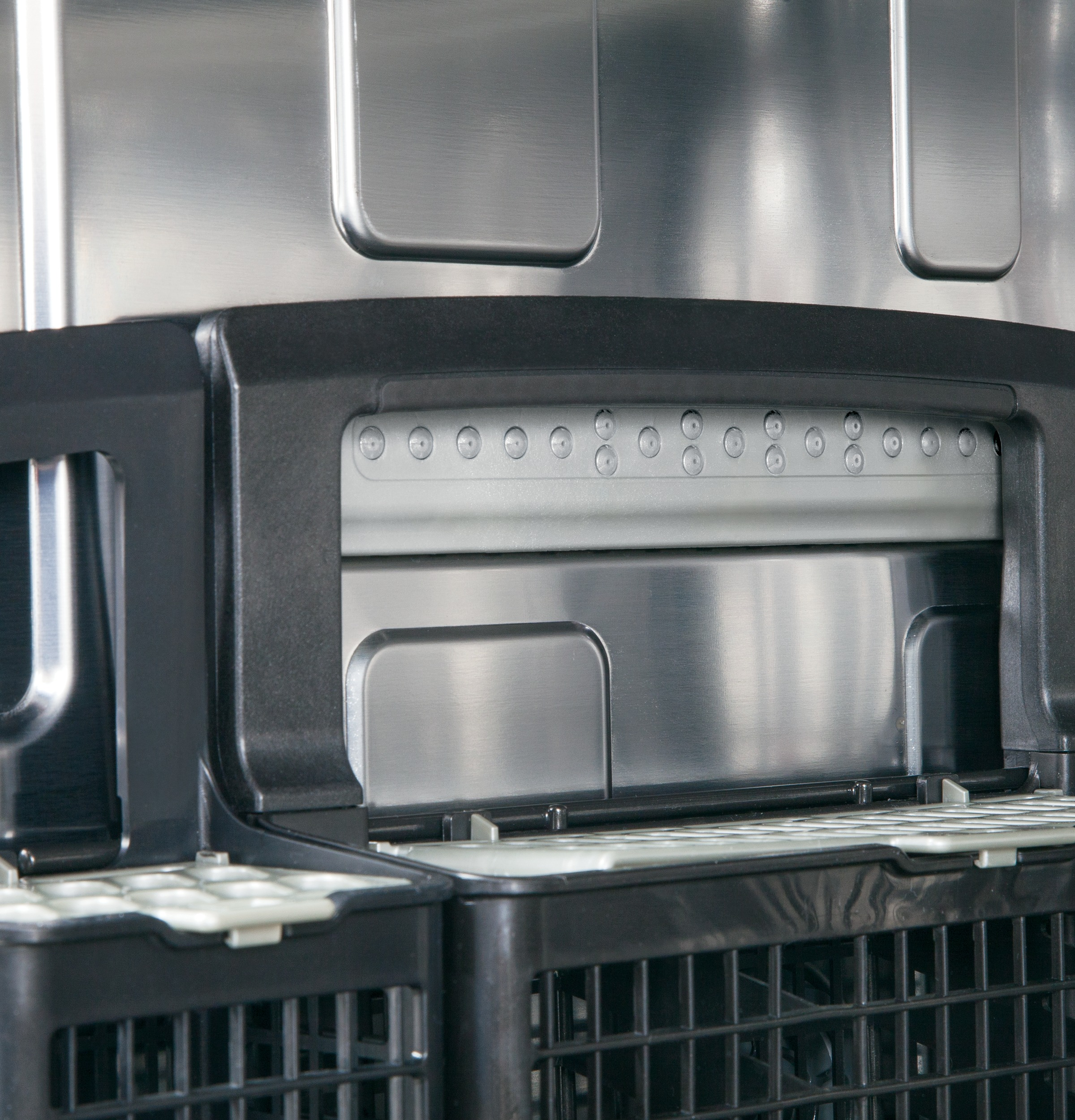 Model: PDT825SGJWW | GE Profile GE Profile™ Stainless Steel Interior Dishwasher with Hidden Controls