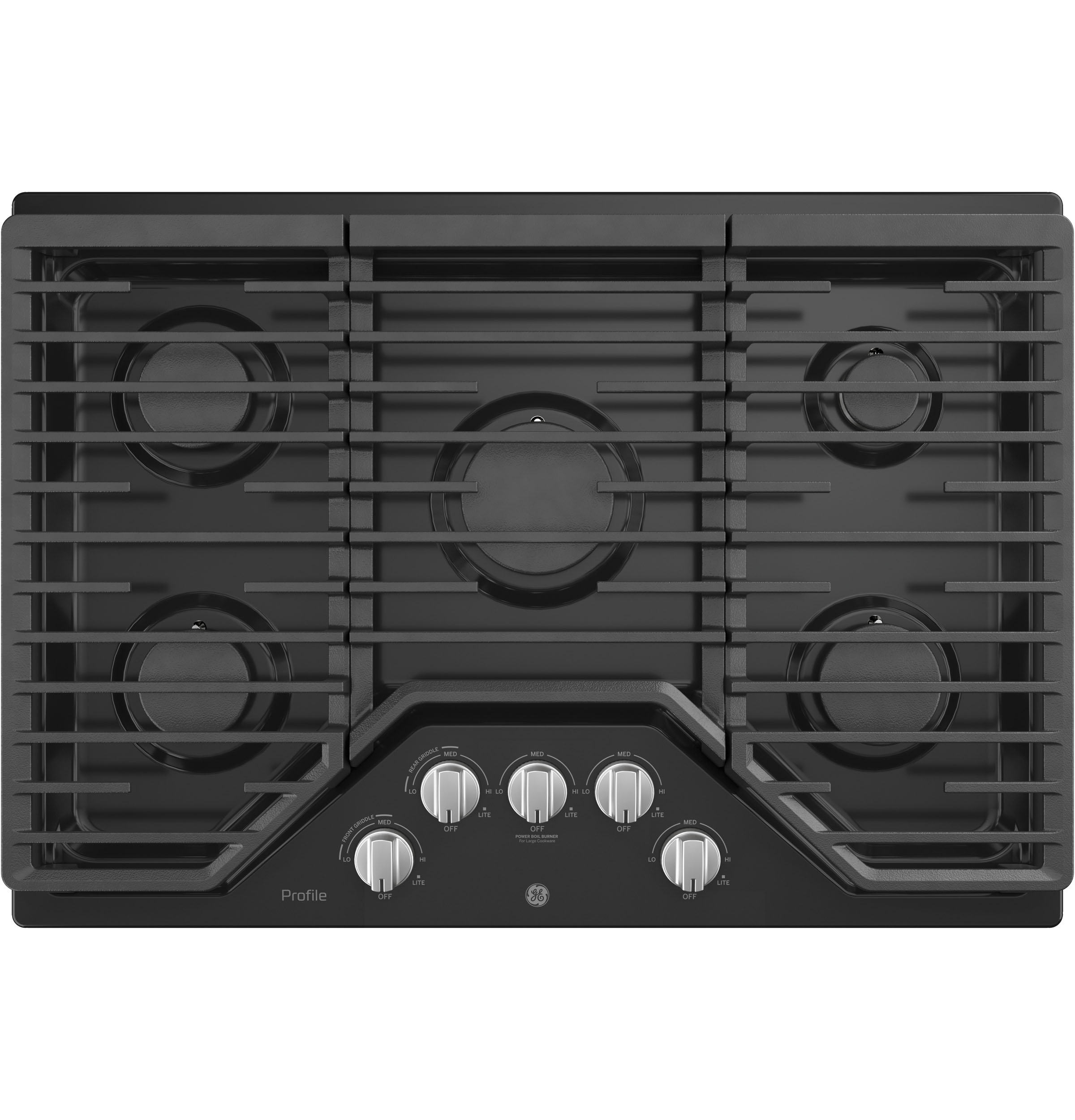 "GE Profile GE Profile™ Series 30"" Built-In Gas Cooktop"