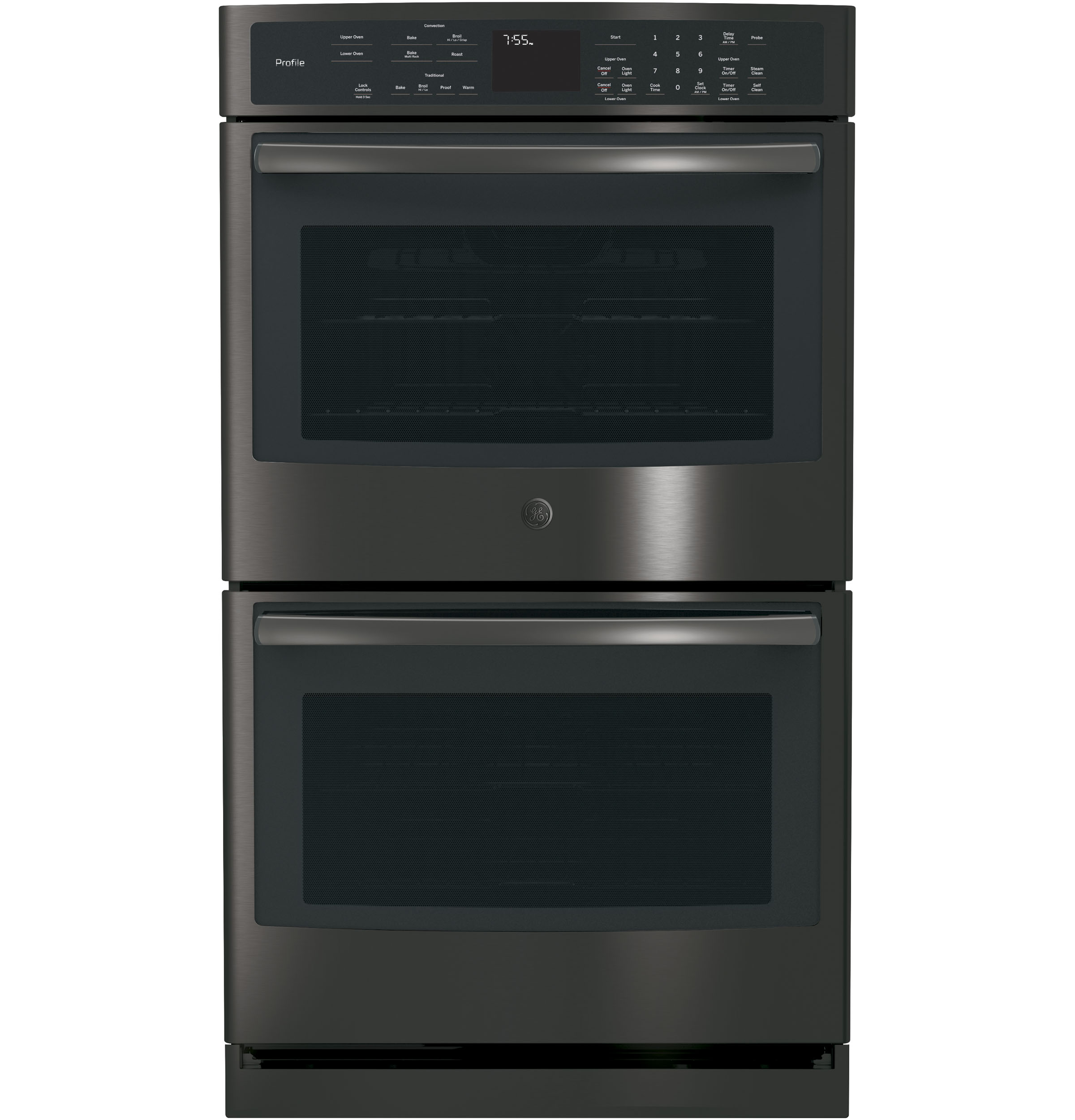 "GE Profile GE Profile™ Series 30"" Built-In Double Convection Wall Oven"