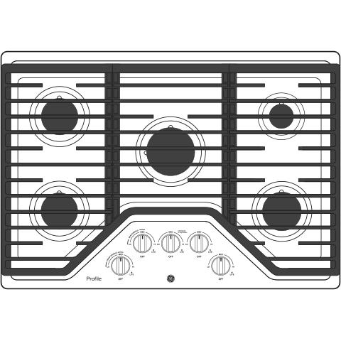 Model: PGP7030SLSS | GE Profile™ Series 30