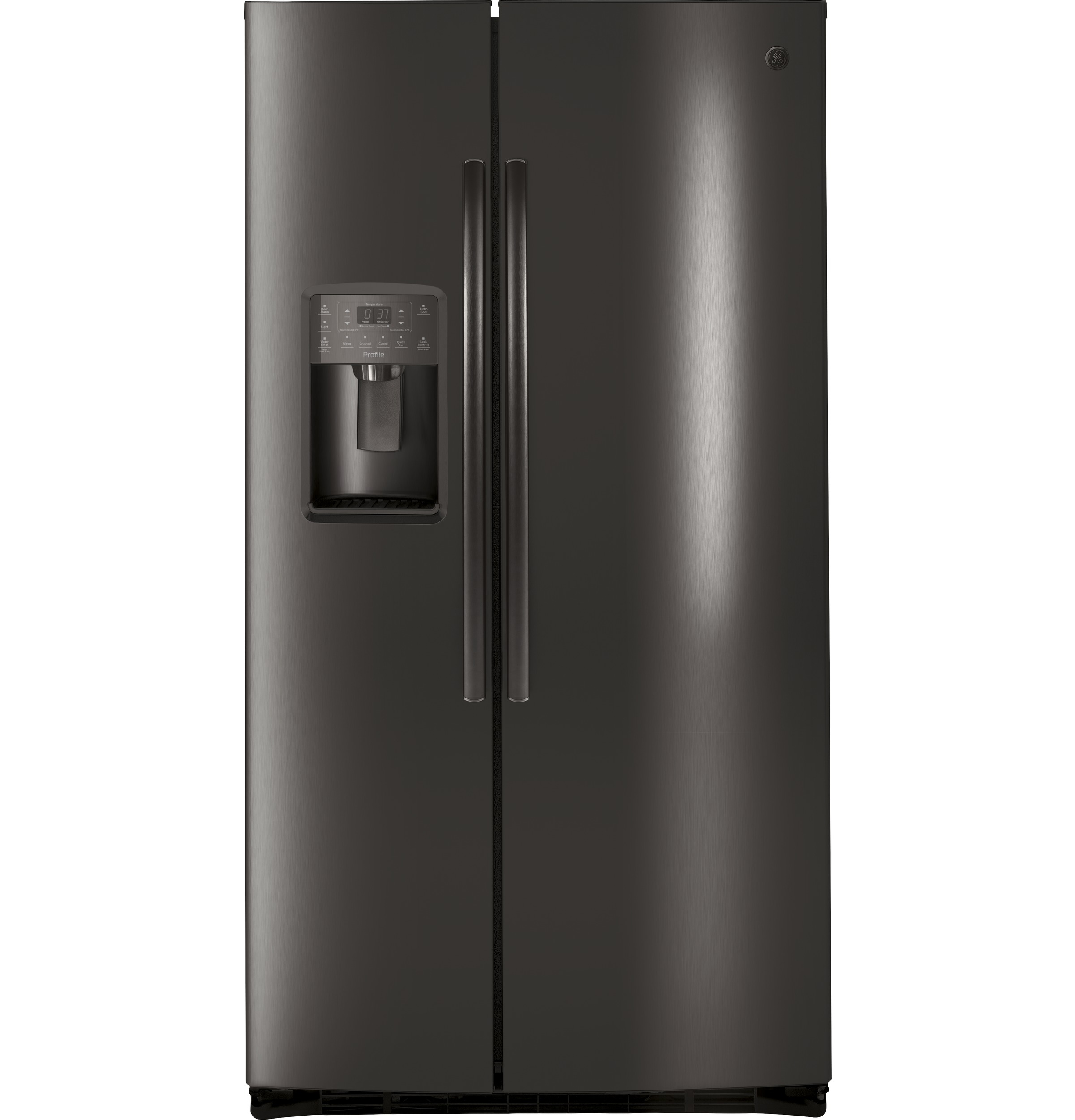 GE Profile GE Profile™ Series ENERGY STAR® 25.3 Cu. Ft. Side-by-Side Refrigerator