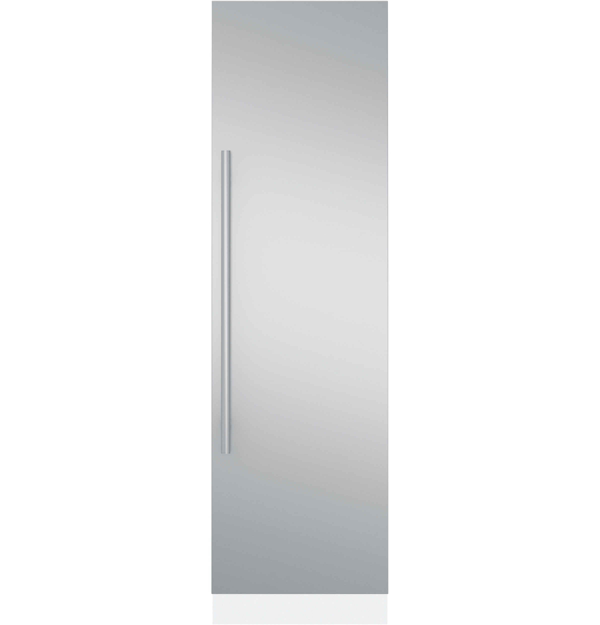 "Monogram 24"" Fully Integrated Refrigerator or Freezer- Euro Stainless Steel Door Panel Kit"