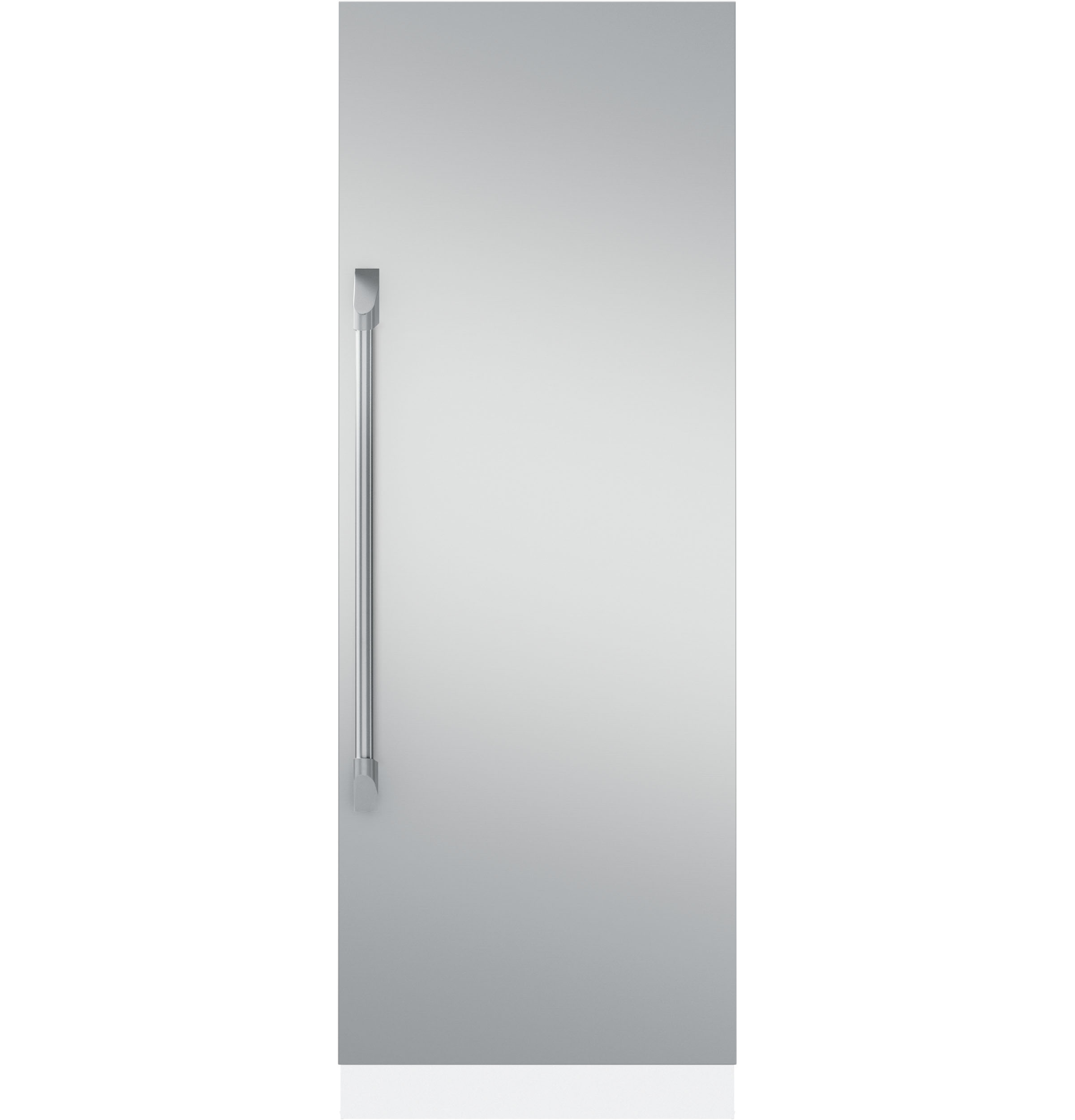 "Monogram 30"" Fully Integrated Refrigerator- Pro Stainless Steel Door Panel Kit"