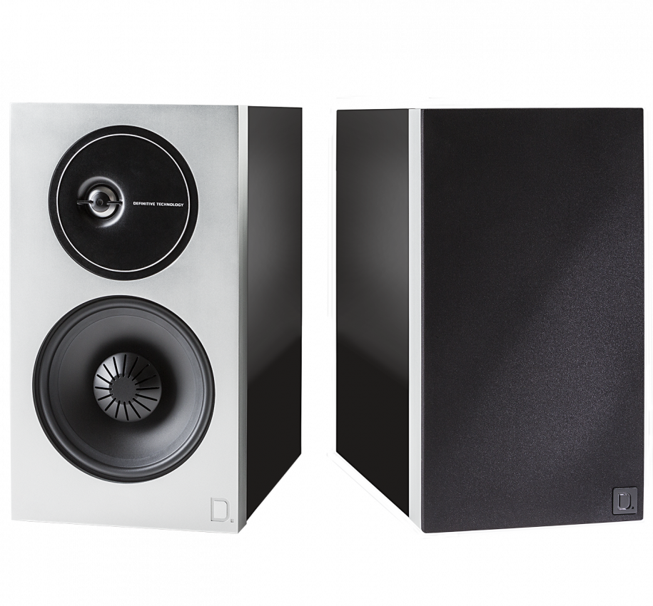 Demand Series D11 High-Performance Bookshelf Speakers