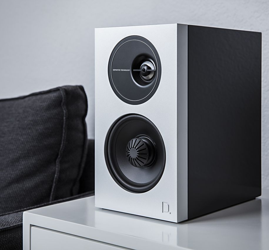 Demand Series D7 High-Performance Bookshelf Speakers