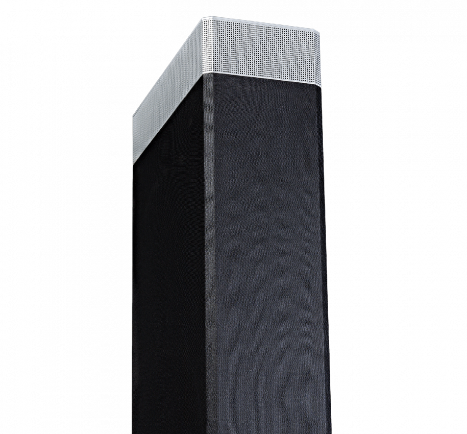 High-Performance Tower Speaker with Integrated 12
