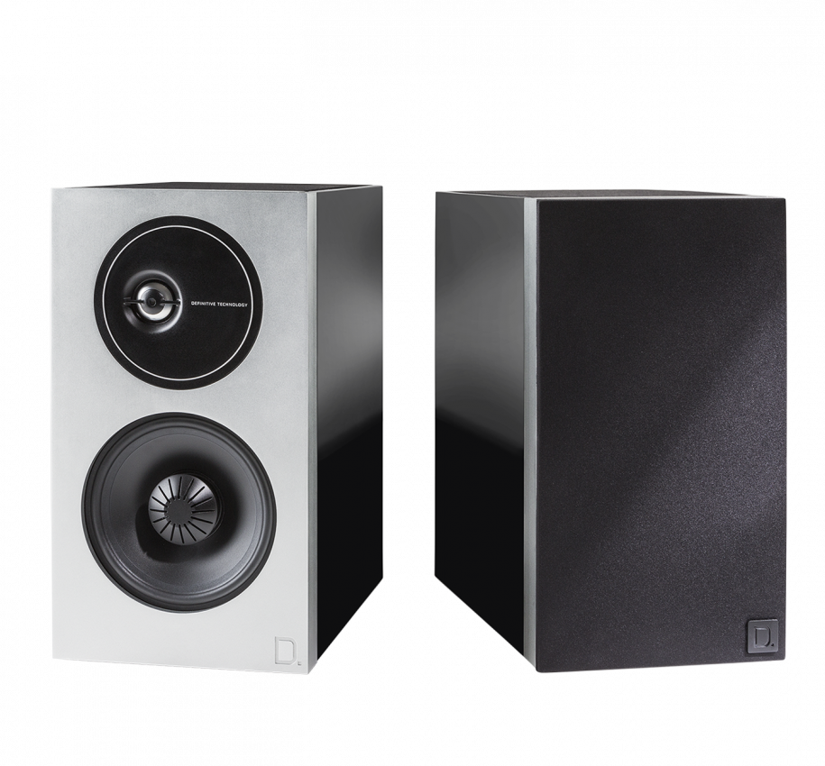 Definitive Technology Demand Series D9 High-Performance Bookshelf Speakers
