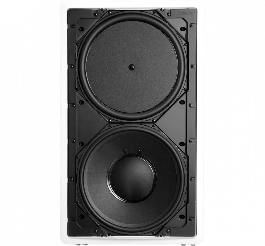 Definitive Technology Fully-Enclosed In-Wall Subwoofer