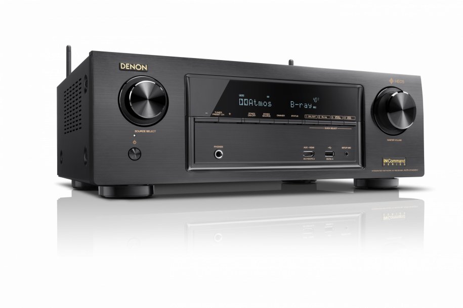 Model: Compact Surround Arrangement | ProCinema 600 5.1 System and Denon AVR-X1400H
