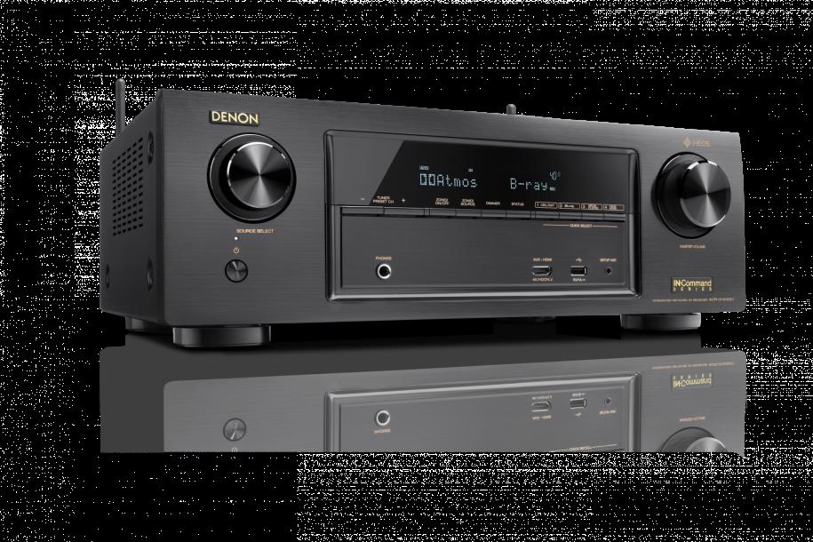ProCinema 600 5.1 System and Denon AVR-X1400H