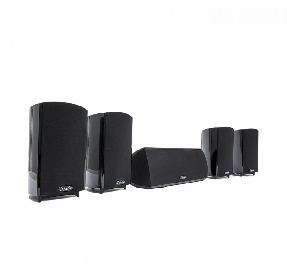 Definitive Technology Compact Surround Arrangement Plus