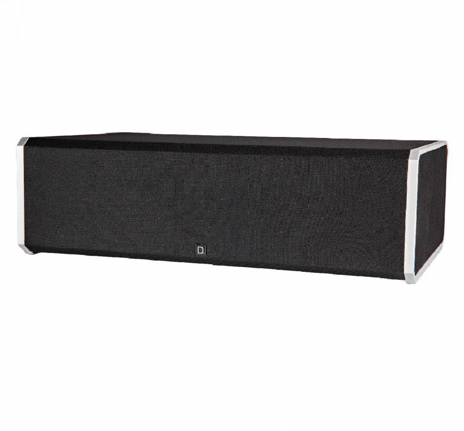 "Definitive Technology High-Performance Center Channel Speaker with Integrated 8"" Powered Subwoofer and Bass Radiator"