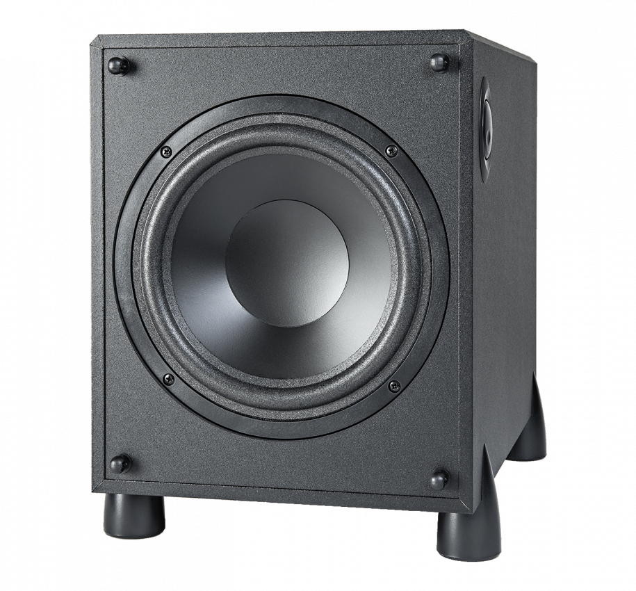 Definitive Technology High-Output Compact-Powered Subwoofer