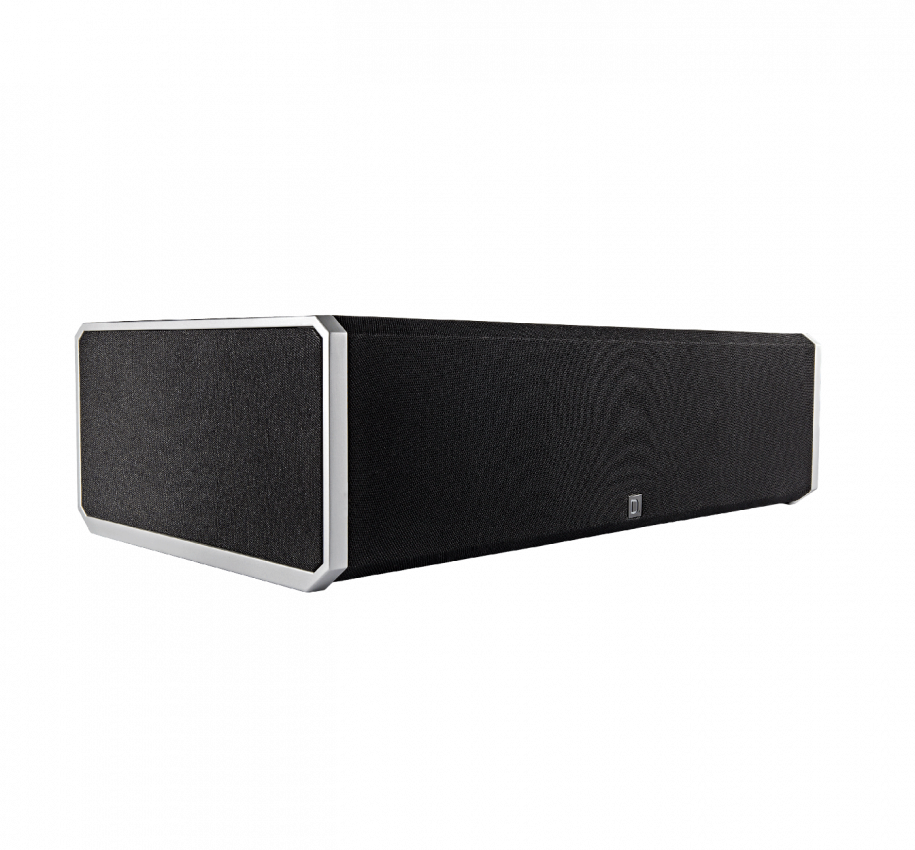 "Definitive Technology High-Performance Center Channel Speaker with Integrated 8"" Bass Radiator"
