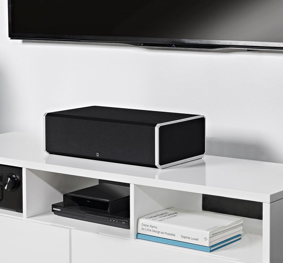 Model: CS9040 | High-Performance Center Channel Speaker with Integrated 8