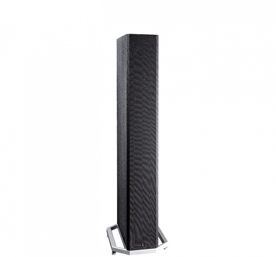 "Definitive Technology High-Performance Tower Speaker with Integrated 8"" Powered Subwoofer"